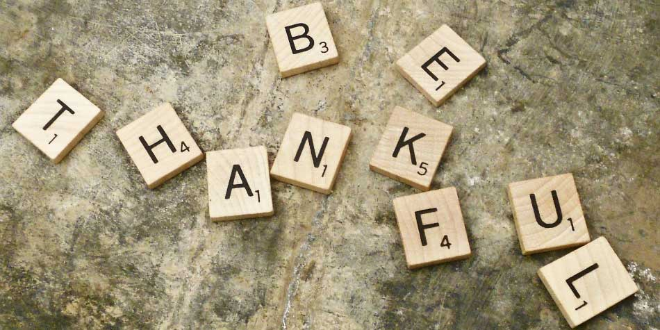 10 Ways to Be Thankful All Year