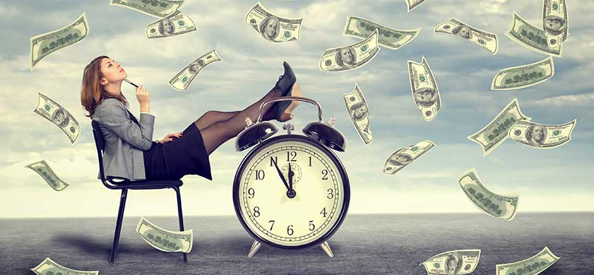 Is Time More Important than Money?